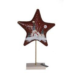Julstjärna (Röd)