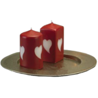 Längtan - Cylinder (Röd)