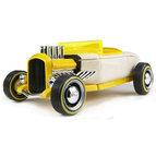 Automoblox - Bil Mini (Gul)