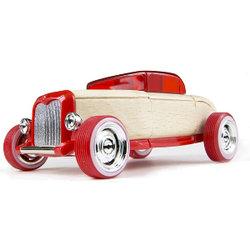 Automoblox - Bil Mini (Röd)