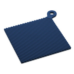 KG Design - Grytlapp (Blå)