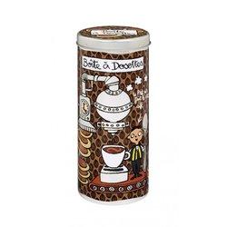 DLP - Plåtburk kaffedosetter