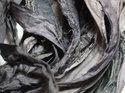 Sidenband i grå färg, 2 meter