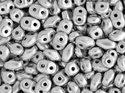 Superduo® Aluminium Mat, 00030/01700. 10 gram per påse.