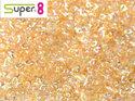 Super8®, Crystal Yellow Rainbow, 00030/98531. 5 gram