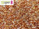 Super8®, Crystal Orange Rainbow, 00030/98535. 5 gram