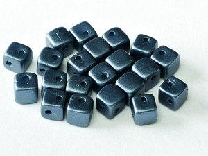 CrissCross Cube, Pastel Montana Blue, 25042. 30-pack.