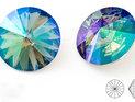 Swarowski Rivoli 14 mm, Crystal Paradise Shine