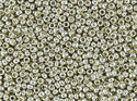 TOHO seedbead 15/0, Galvanized Aluminium. 5 gram