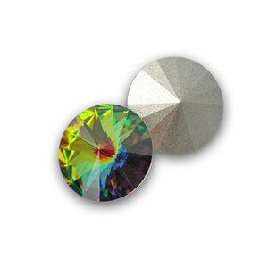 Swarowski Rivoli 18. Crystal Vitrail Medium.