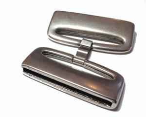 Brett lås i europeisk kvalitetsmetall, 40 mm.
