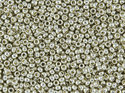 TOHO seedbead 11/0, Galvanized Aluminium Permafinish. 5 gram.