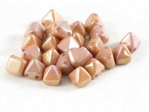 Tile Pyramid, Alabaster Red Luster , 20-pack