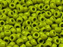 Matubo 7/0, Opaque Olive, 53410. 10 gram.