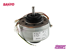 Fan motor for Sanyo SAP-KRV93/123EH