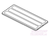 CWE031014A - Cabinet top plate for Panasonic heat pump and air conditioner