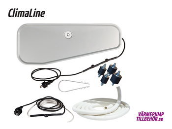 Drainage Pancake 2 tray complete kit for air-to-water