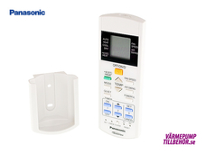 CWA75C3117 - Remote control for Panasonic heat pump and air conditioner