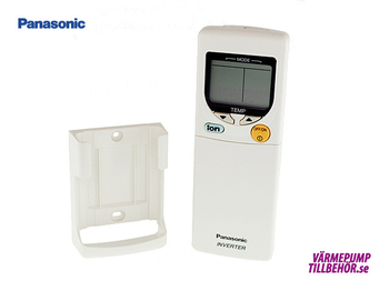 CWA75C2686X - Remote control for Panasonic heat pump and air conditioner