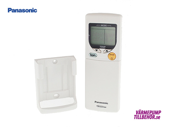 CWA75C3196 - Remote control for Panasonic heat pump and air conditioner