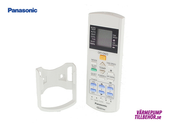 CWA75C3420 - Remote control for Panasonic heat pump and air conditioner