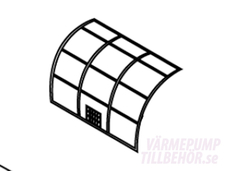 CWD001047 Air filter
