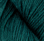 Llama Silk Blågrön