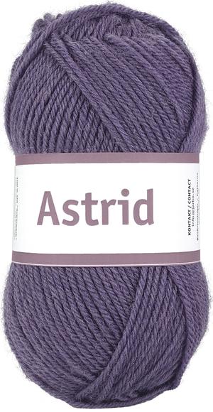 Astrid - Pale Plum