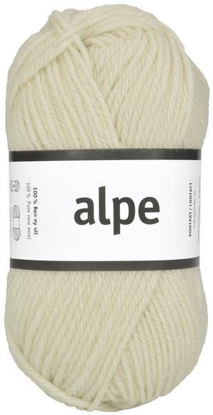 Alpe  - Vanilla White
