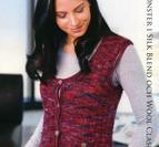 9 mönster Manos Silk Blend/Wool classica