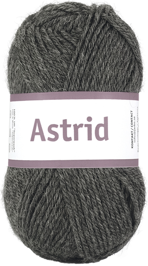 Astrid - Heather grey
