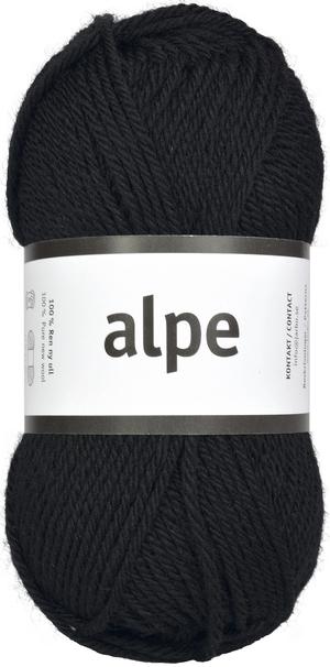 Alpe - Black