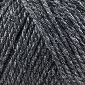 No. 4 Organic Wool + Nettles Koksgrå