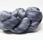 Silk essence silvergrå melange