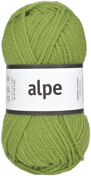 Alpe - Lime Green