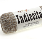 Alpacka - Ljus tweed
