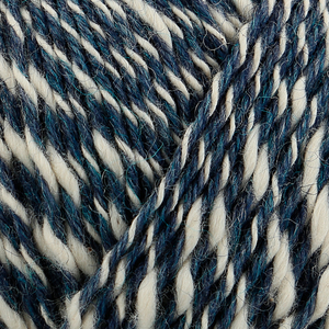 Wool cotton candy - Blueberry