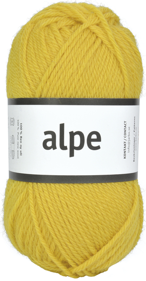 Alpe - Canary Yellow