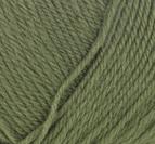 Baby ull - Grön