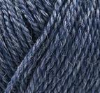 No. 4 Organic Wool + Nettles Jeansblå