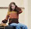 Randig Sweater till barn - Alice