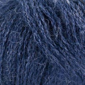 Alpaca+Merino+Nettles Blå