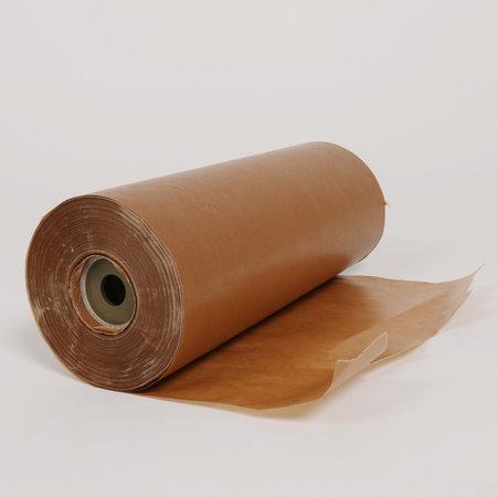 Vaxat papper på rulle - bredd 75cm