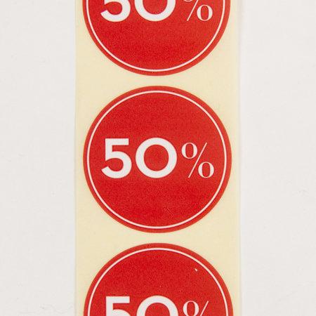 ETIKETTER - Rea 50% / 3-pack