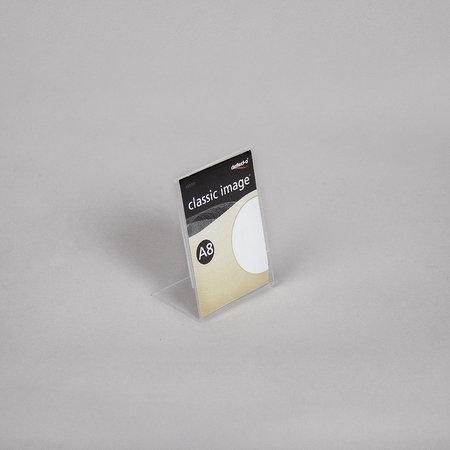 Akrylställ -  A8  L-fot