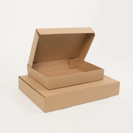 KARTONG - miniwell brun 40