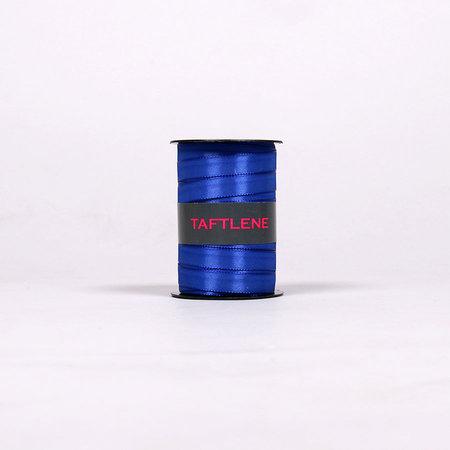 SATINBAND - Mörkblå