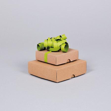 KARTONG - Brun Lock/botten M