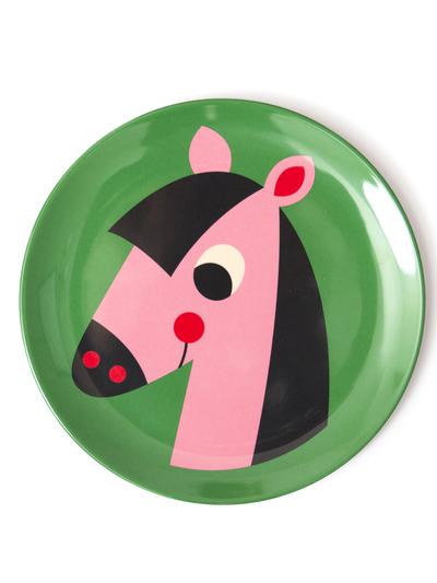 """Plate Ingela P Arrhenius """"Horse"""""""