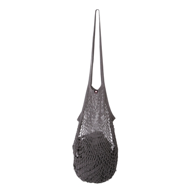 String bag, dark grey